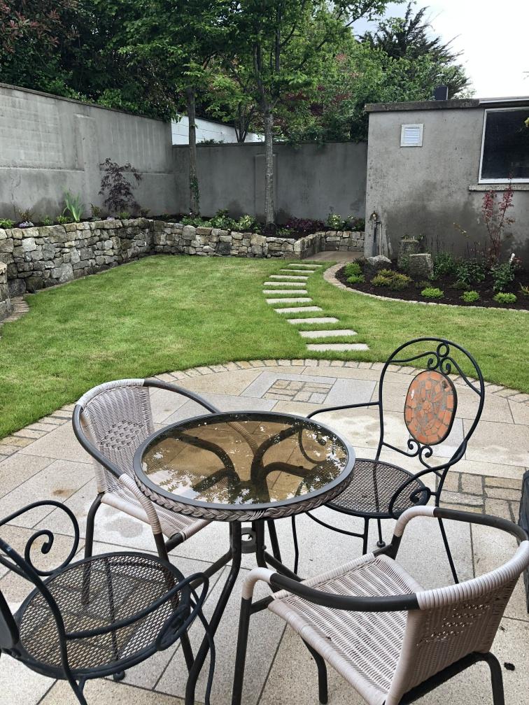 Natural Garden Design