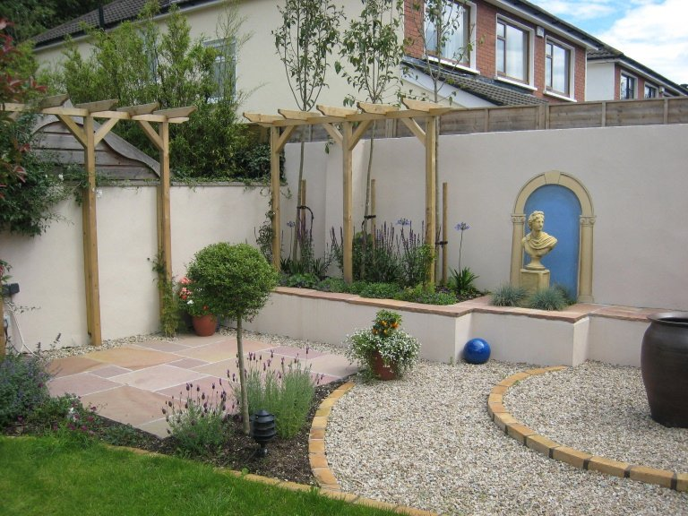 Design A Garden garden designing should be done under proper planning and in a disciplined approachthis can be done by giving adequate time to think about what new ideas Mediteranean Garden Design