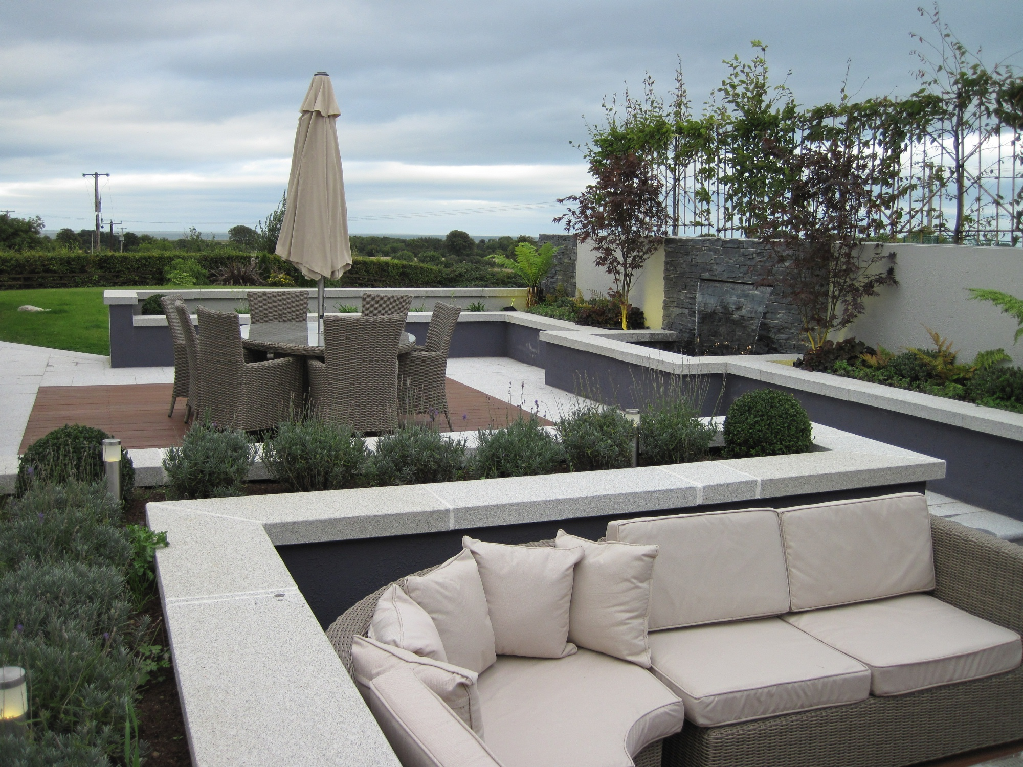 garden design dublin creative affordable garden design