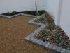 Low Maintenance Cobble Mulch