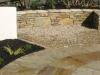 Natural Stone Garden Walls