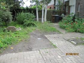 Gravel Front Driveway