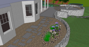 Stepping Stone Design