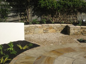 Low maintenance Dublin Garden Design