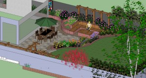concrete patio designs nz