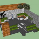 Small City Garden Design