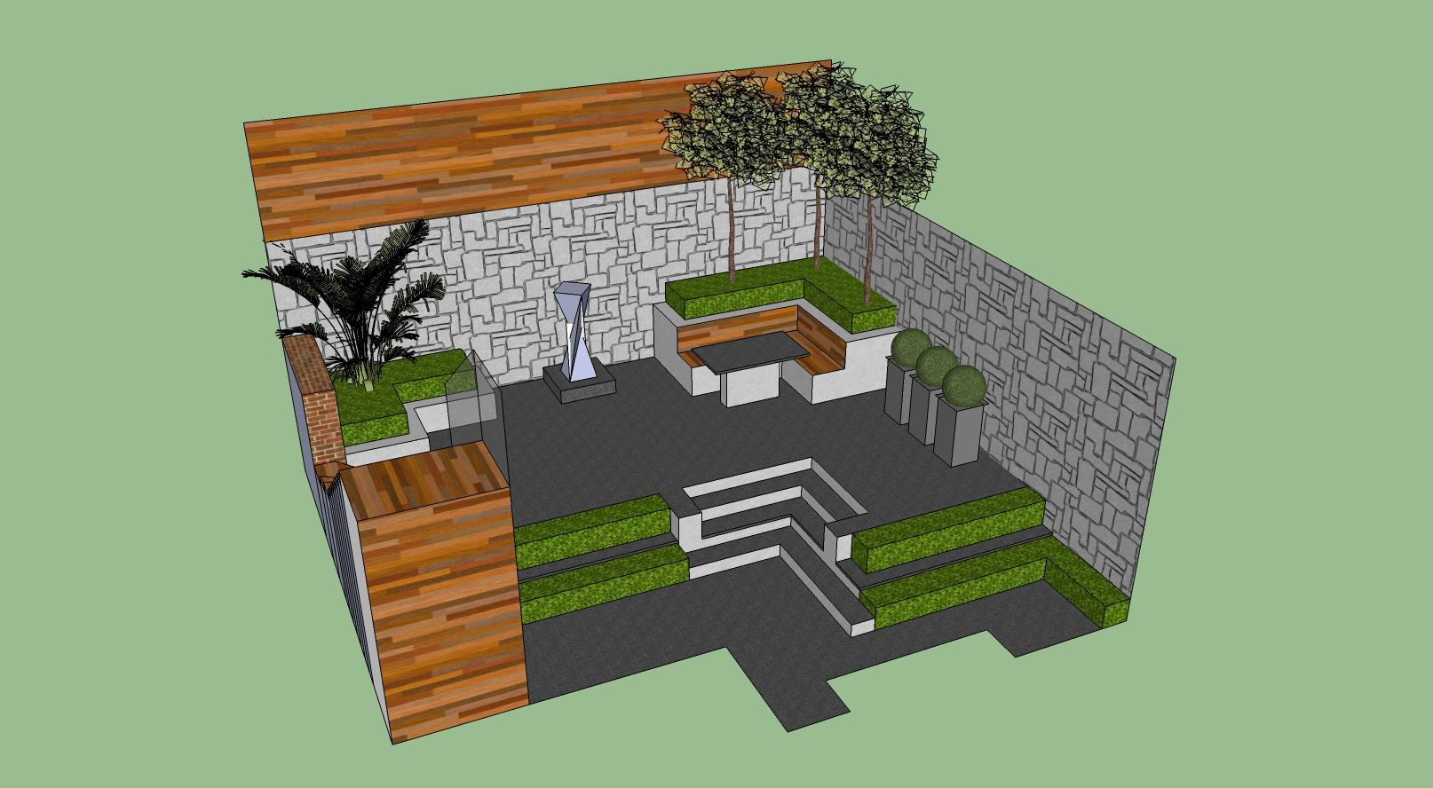 Small city garden design garden design dublin for City garden designs