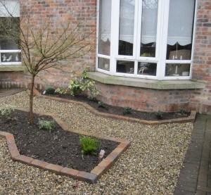 Kerb Appeal for Front Garden Design