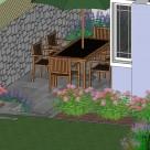 Back Garden Design