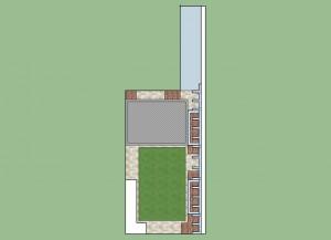 Courtyard Garden Design