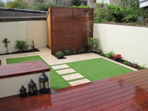 Garden Design For A Contemporary City Garden Garden Design Dublin