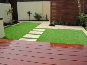 Decking & Artificial Grass