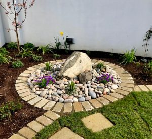Rock Water Feature